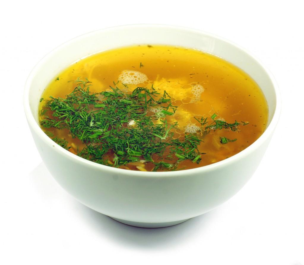 Düyü supu