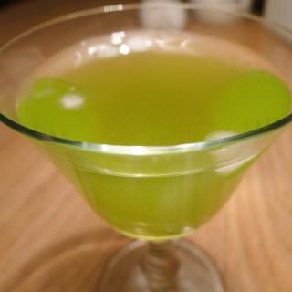 Limonlu nanə şərbəti