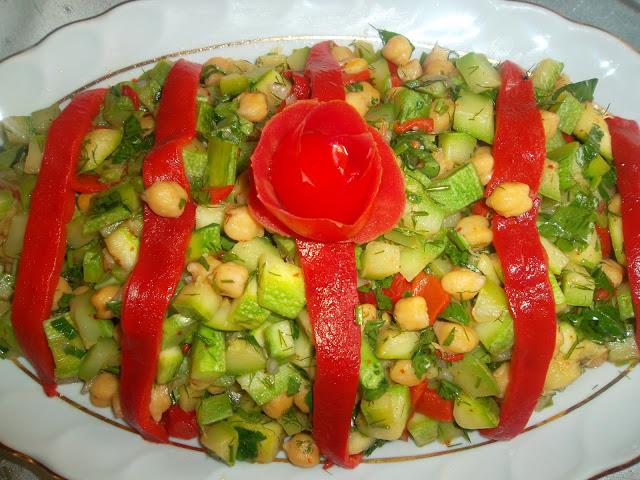 noxudlu  kabak salat