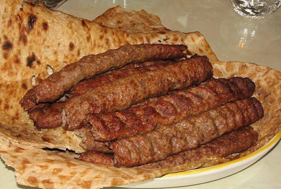 Lülə kabab