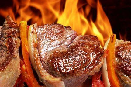 Tikə kabab