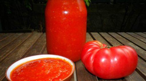 Pomidor sosu