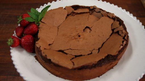 unsuz şokaladlı keks