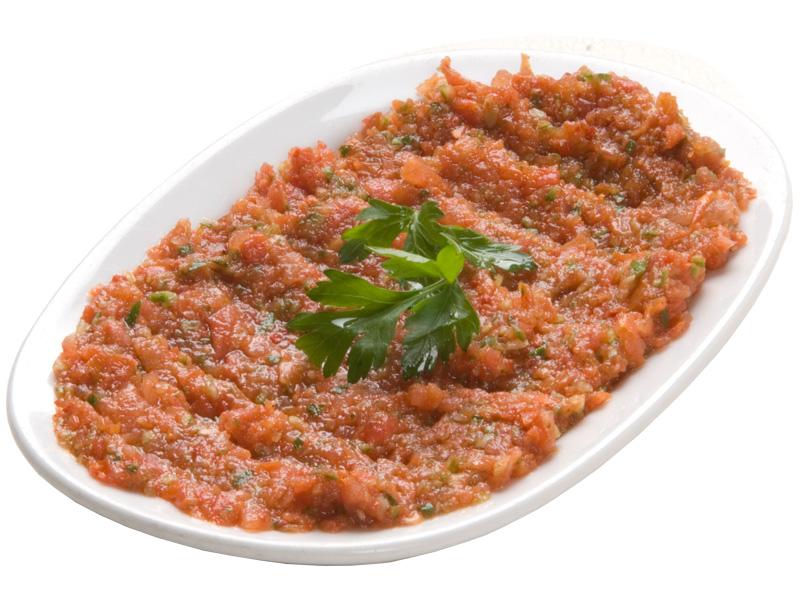 əzmə salat