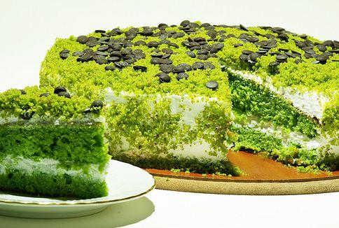 ispanaqlı tort