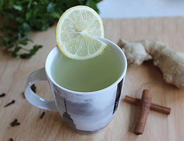 Metabolizmanı sürətləndirən zəifləmə çayı
