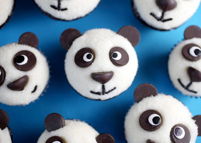 panda keks