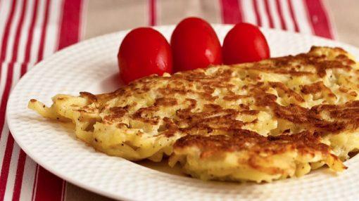 kartoflu omlet