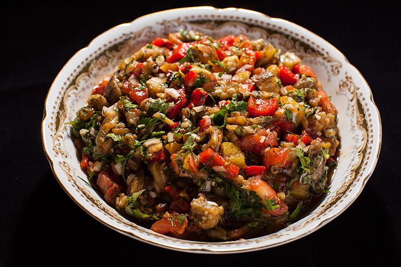 Manqal salatı