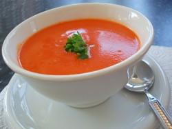 Pomidor şorbası