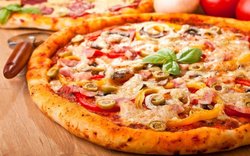 italyan pizzası