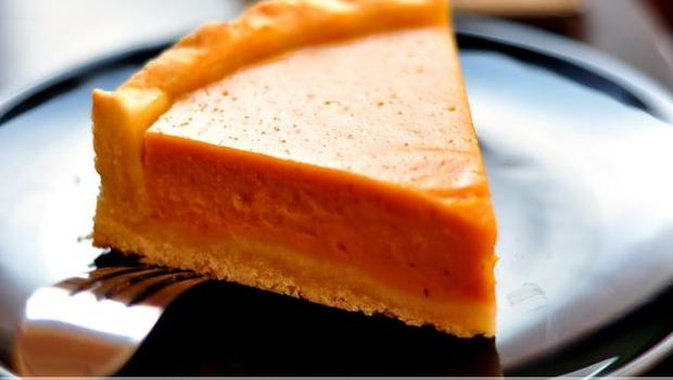 Balqabaqlı kremli keks
