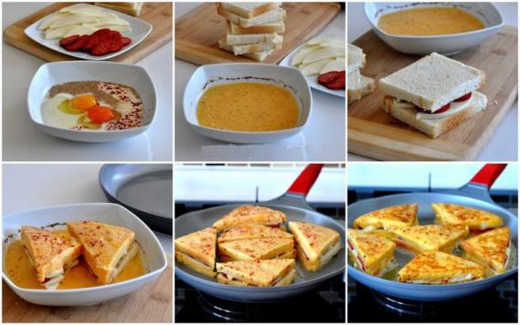 fransız üsulu tost-1