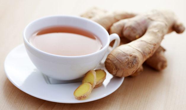 zencefilli qış çayı