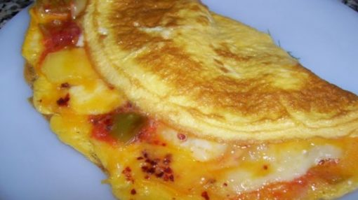 Holland pendirli omlet