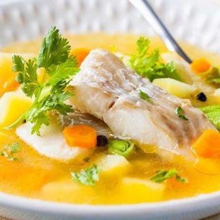 Balıq şorbası