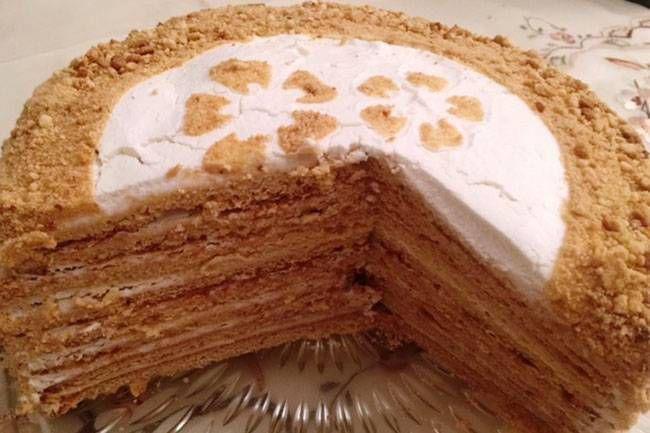 Ballı tort