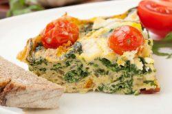 Frittata (İtalyan omleti)