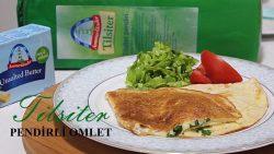 pendirli omlet