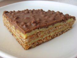 İsveç üsulu badamlı keks
