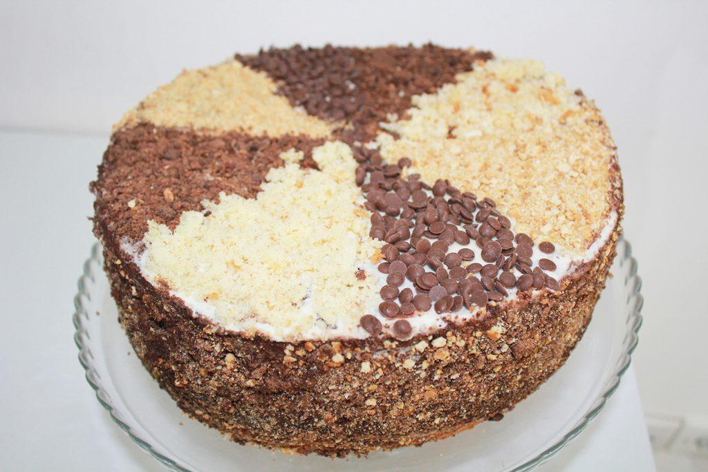keksli tort