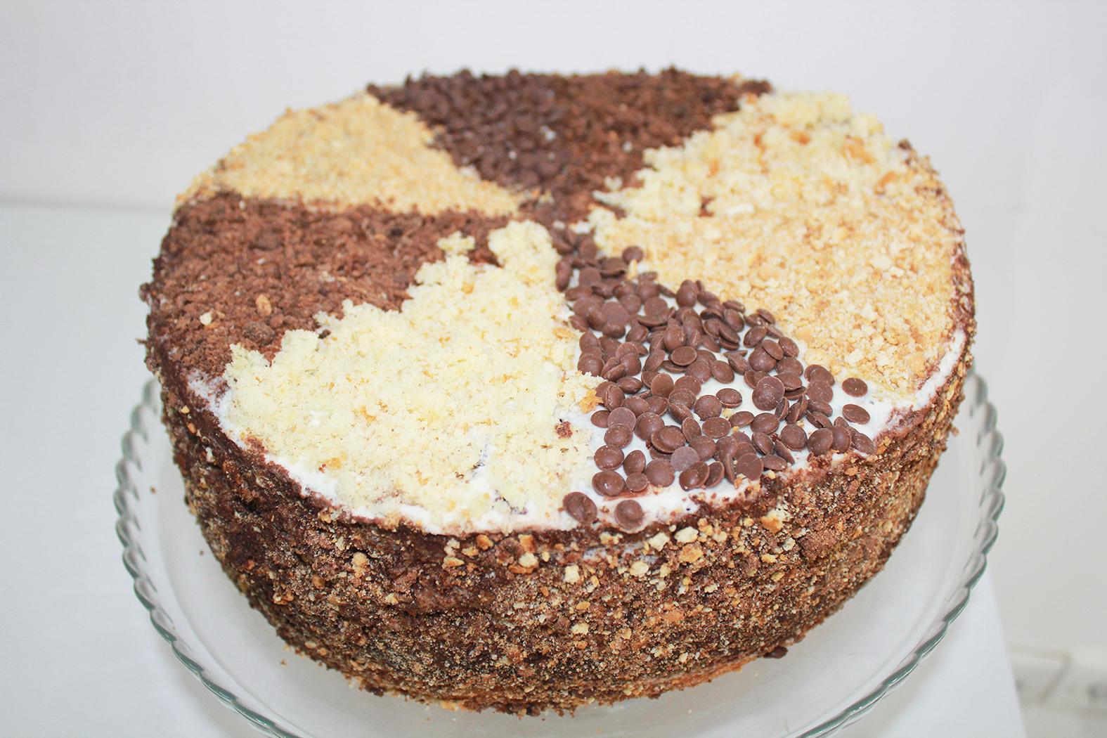 biskvit tortu