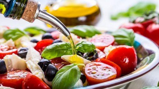 pəhriz salatı