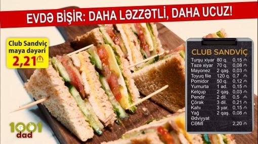 Club Sendviç